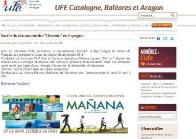 UFE Catalogne