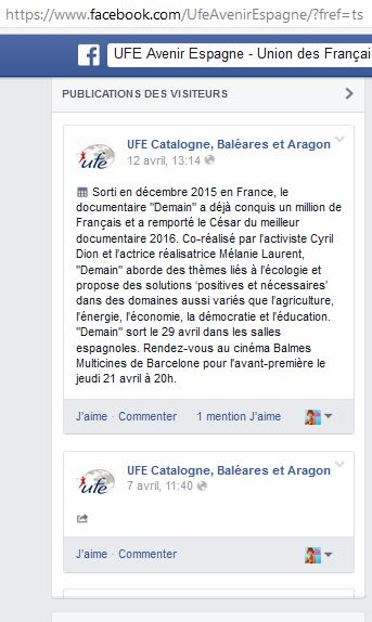 UFE Catalogne FB
