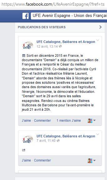 UFE Catalogne FB